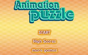 Animation Jigsaw Puzzle