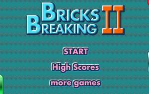 Bricks Breaking Puzzle Game