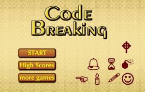 Code Breaking Game