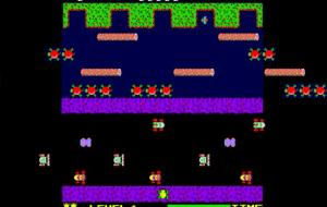 Frogger Classic Game