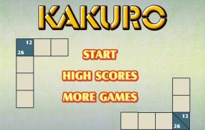 kakuro numbers game