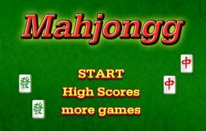 Mahjongg Puzzle Game