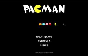 Pac Man Classic Game