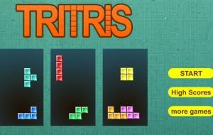 Tritris Game