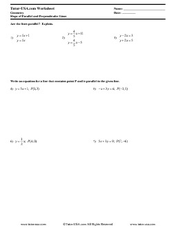 PDF: Geometry - slope