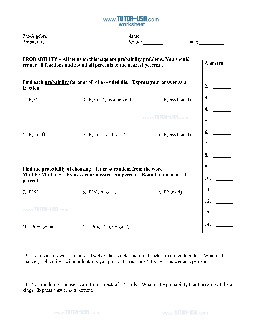 Worksheet Probability And Odds Pre Algebra Printable