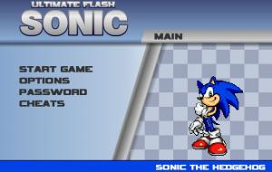 Sonic the Hedgehog Classic Game